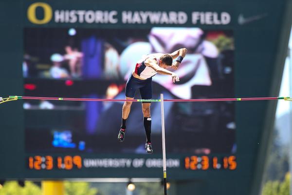 El español Pau Tonnesen termina segundo en los NCAA