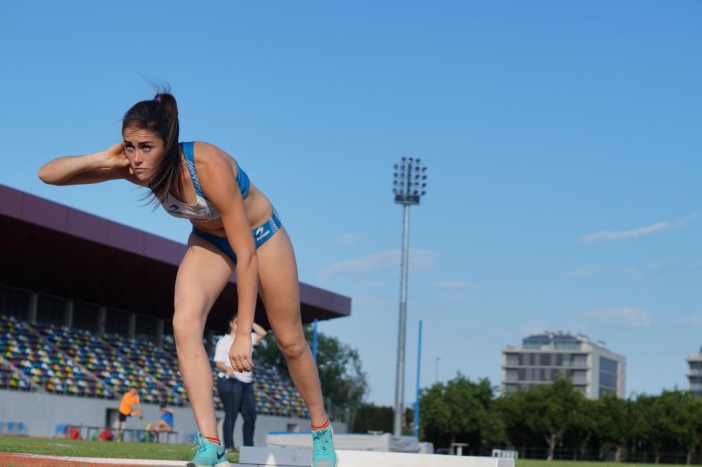 Patricia Ortega consigue la mínima para el sub 23