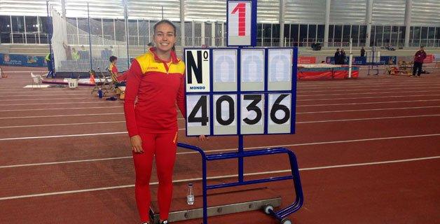 3 récords de España en Salamanca
