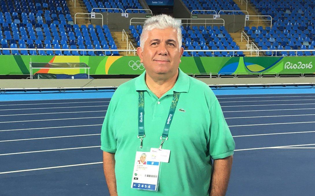 Luis Saladie ficha por la IAAF