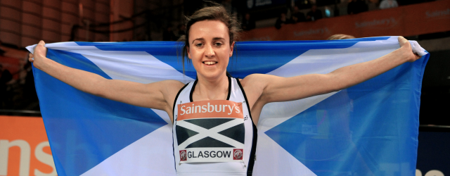 Laura Muir corre en 14:49.13 su primer 5000