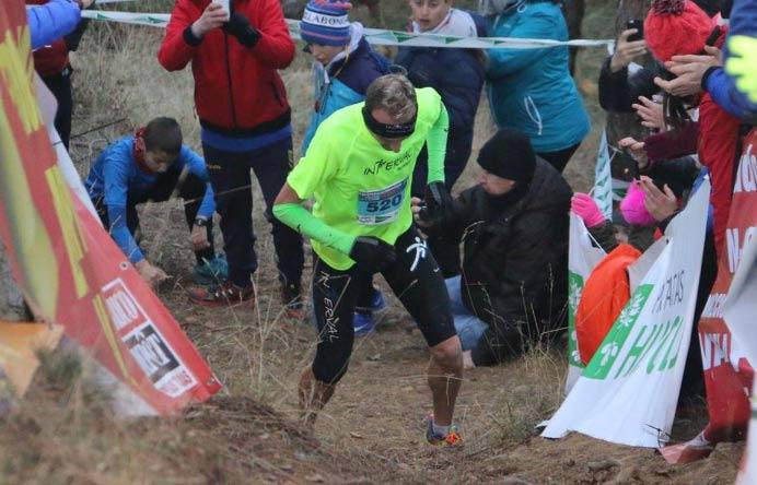Sergio Sánchez debuta en el trail running