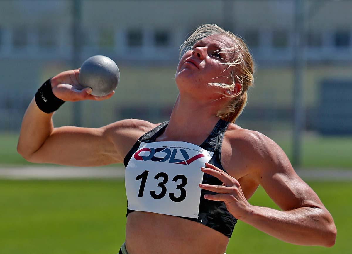 Verena Preiner destroza el récord de Austria de pentatlón