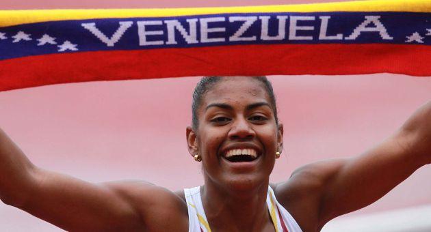 Andrea Purica bate el NR de Venezuela en 60 ml