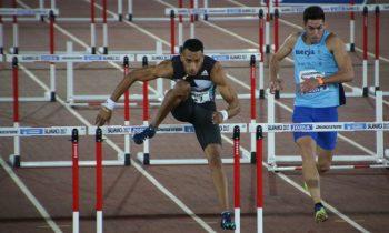 Campeonato de Europa de Belgrado: Las vallas