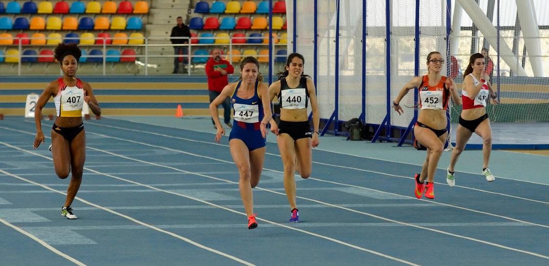 Campeonato de Europa de Belgrado: La velocidad