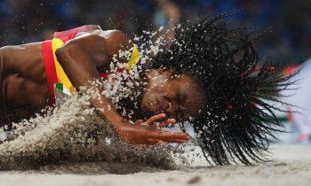 Campeonato de Europa de Belgrado: Los saltos
