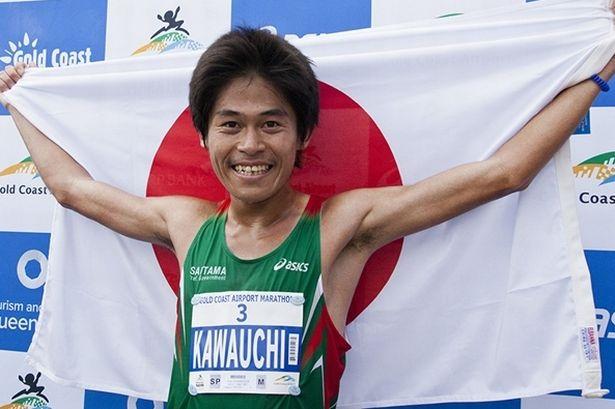 El japonés Yuki Kawauchi hace (más) historia