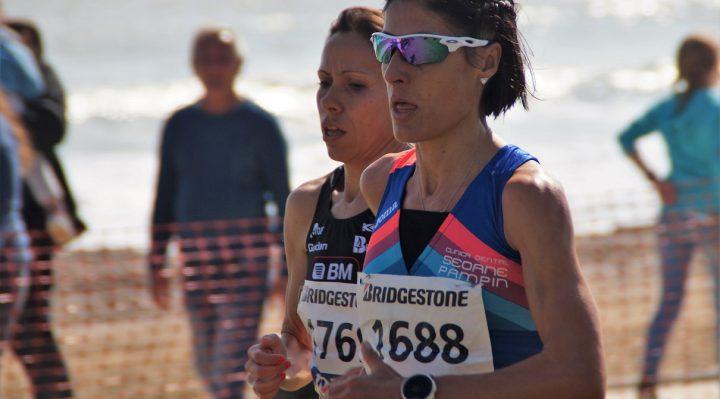 Alessandra Aguilar se despide en el maratón de Nagoya