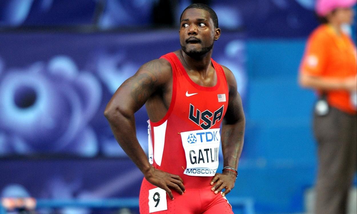 Justin Gatlin quiere el oro en los Juegos de Tokio
