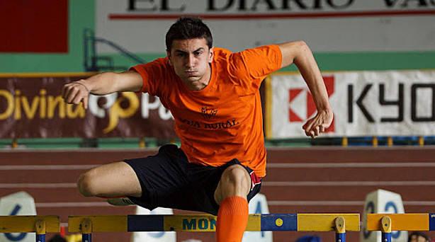 Javier Colomo debuta en … ¡400 mv!