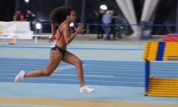 María Vicente competirá en el meeting de Arona
