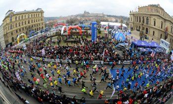 Maratón de Praga con Yuki Kawauchi