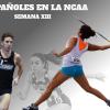 Resultados Españoles en la NCAA (XII)
