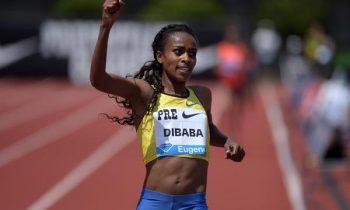 Genzebe Dibaba, a por el récord del Mundo