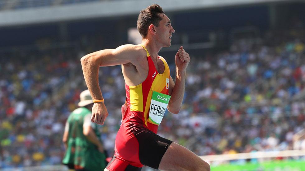 Sergio Fernández competirá en Bélgica