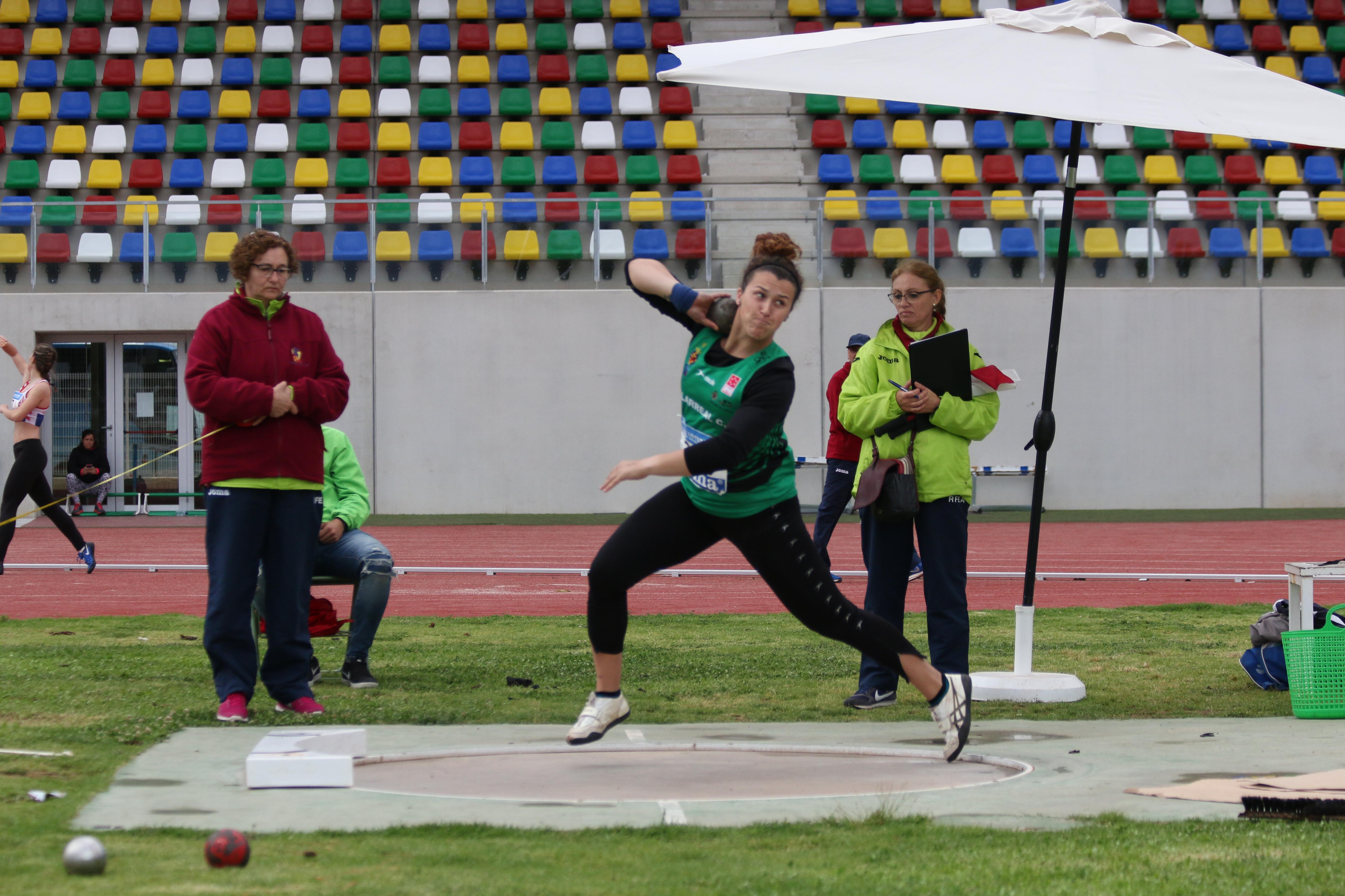 Buen fin de semana para el atletismo español