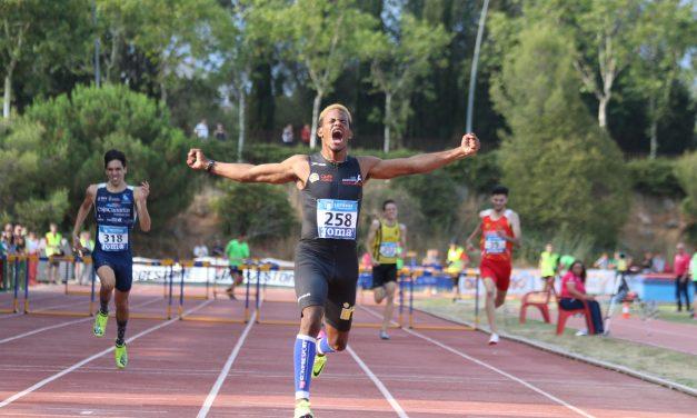 David Pineda vence con récord de los Campeonatos