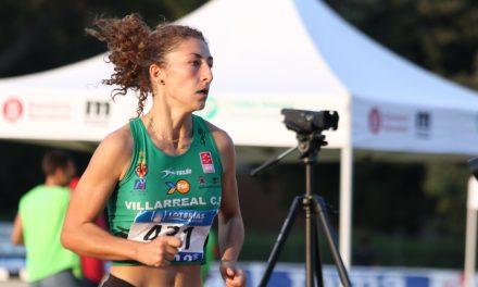 Claudia Conte se proclama Campeona en la prueba de heptatlon