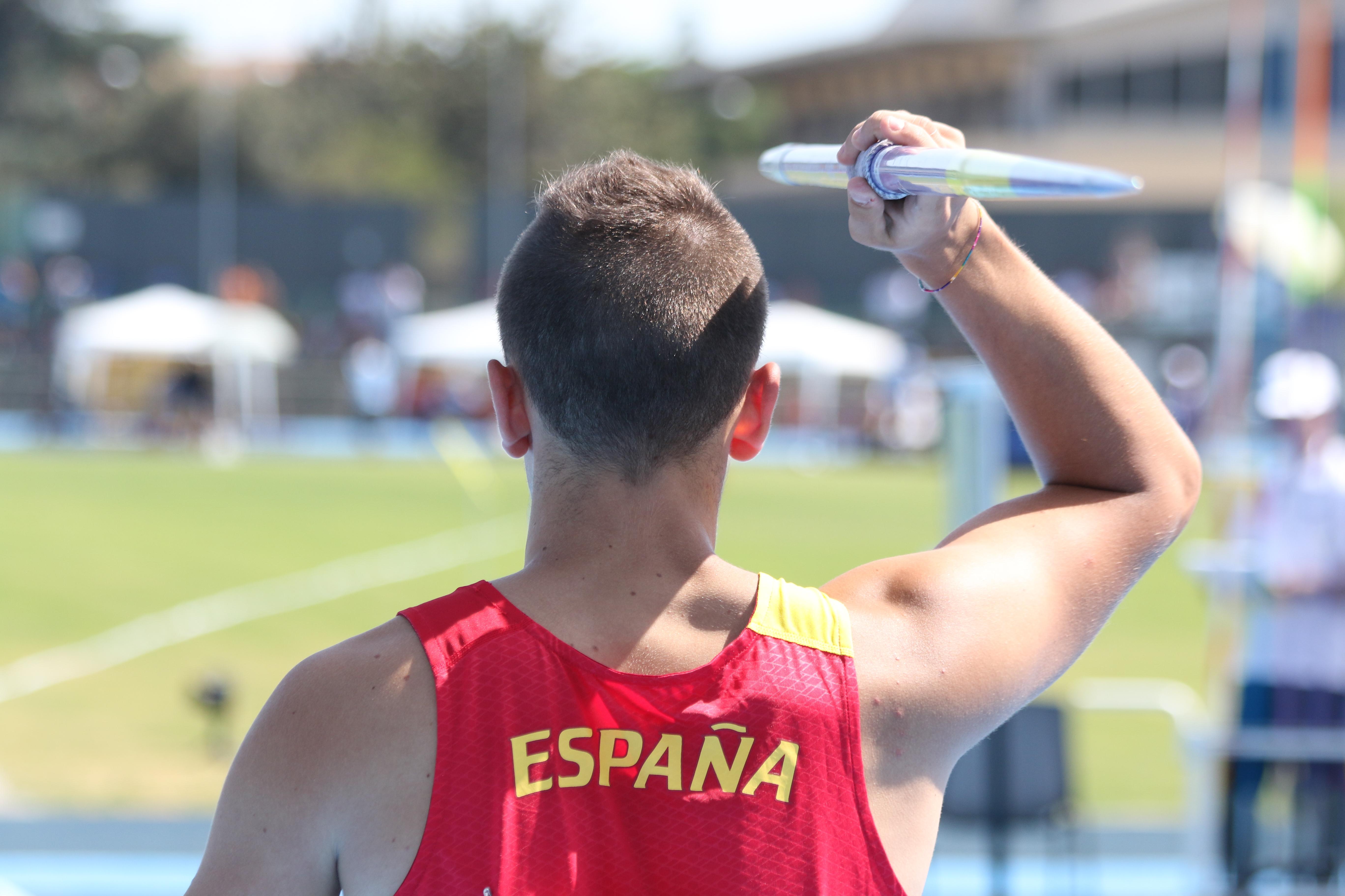 Selección Española para el Campeonato del Mundo de Londres