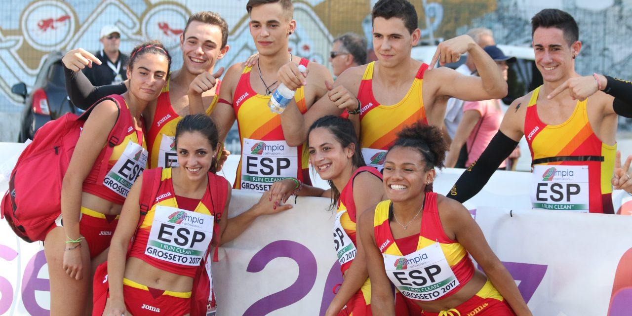 La velocidad española en el Campeonato del Mundo de Londres