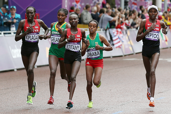 Keitany y Kiplagat correrán el Maratón de Nueva York