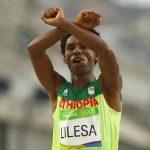 Feyisa Lilesa se verá las caras con Mo Farah