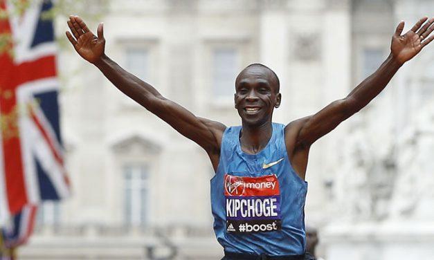 Un maratón de Berlín en busca del récord del mundo