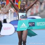 La media maratón de Valencia reúne a los mejores