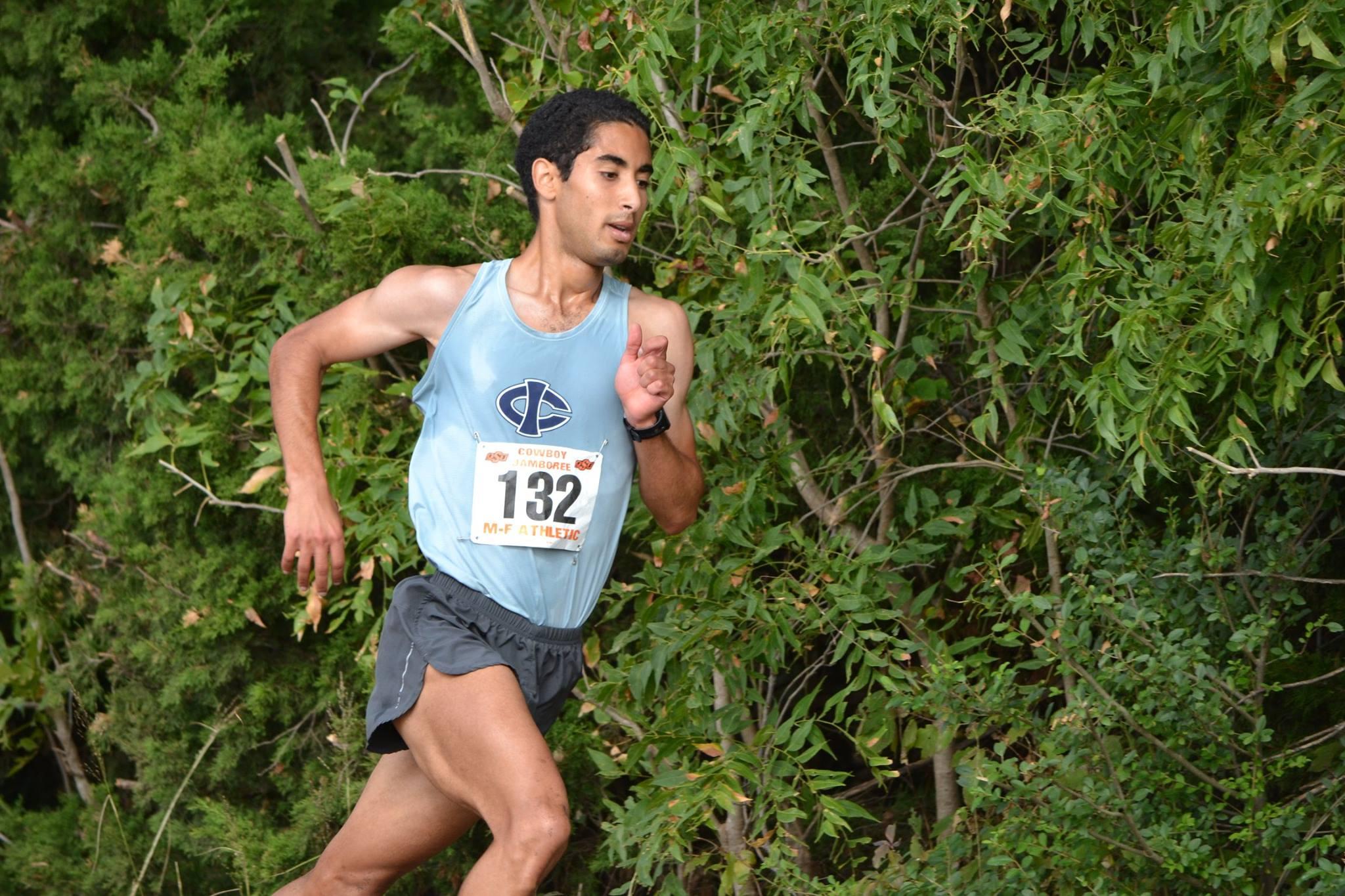 Karim Achengli vuelve a ser elegido atleta de la semana