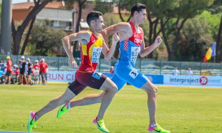 Equipos junior en el Campeonato de Europa de Campo a través