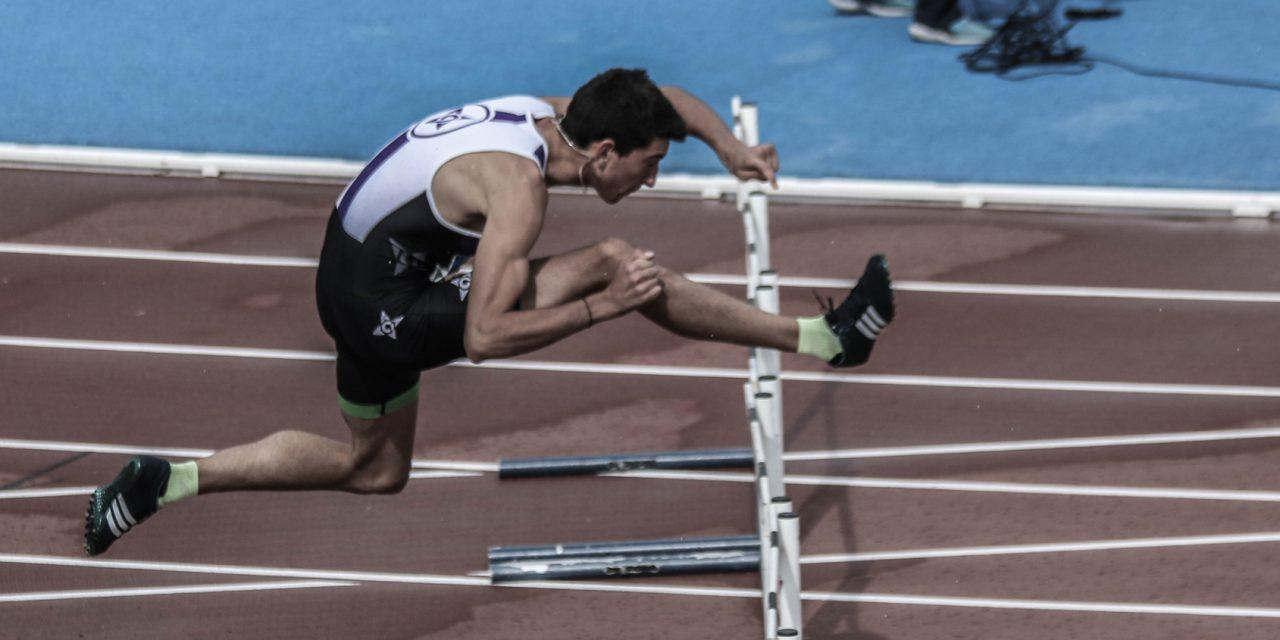 Enrique Llopis, nuevo récord de España Sub 20 de 60 mv en vallas a 1.067