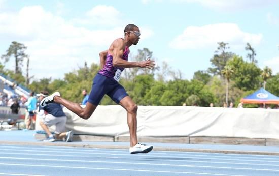 Christian Taylor debuta… en 400