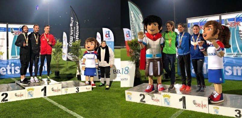 Lluvia de mínimas en el Trofeo Ibérico en Braga