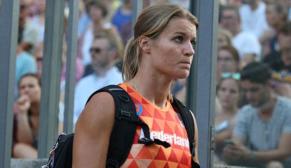 Dafne Schippers se queda sin entrenador
