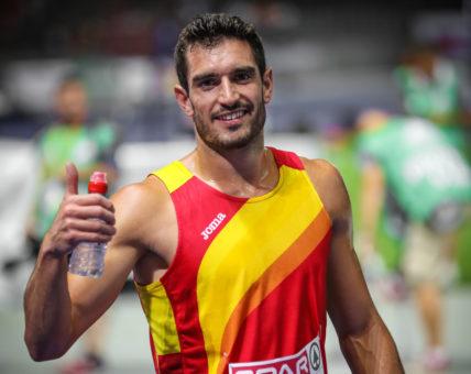 Jorge Ureña se coloca líder mundial de la temporada