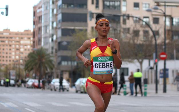 Trihas Gebre correrá en València este domingo