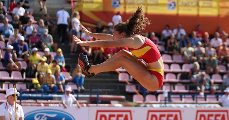 Selección española para el Encuentro de Pruebas Combinadas