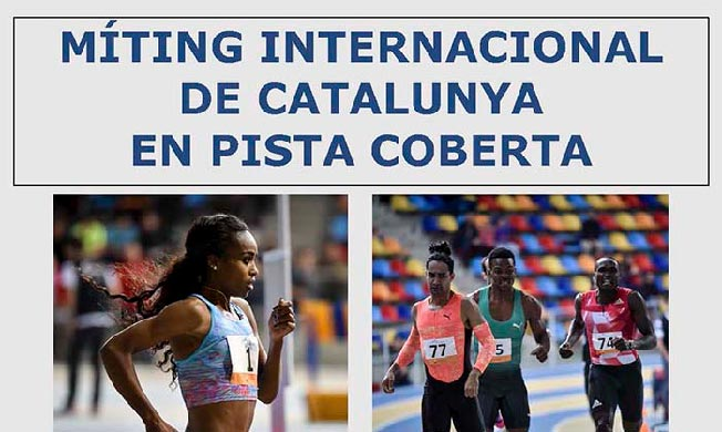 Mañana se disputa el Meeting Internacional de Catalunya