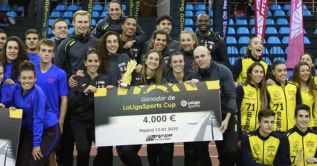 EL Playas de Castellón repite título en la II LaLigaSports Cup