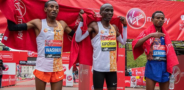 Kipchoge-Bekele: el maratón del siglo en Londres