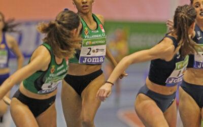 Salma Paralluelo debutará en un triatlón en Cartagena