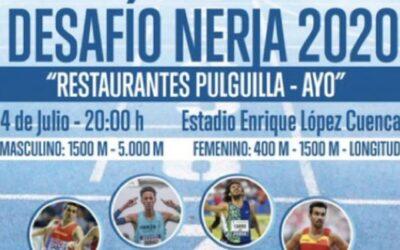 Vuelve el atletismo en España con el desafío Nerja